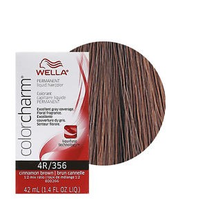 Wella Color Charm Liquid Creme Haircolor 356 Cinnamon Brown
