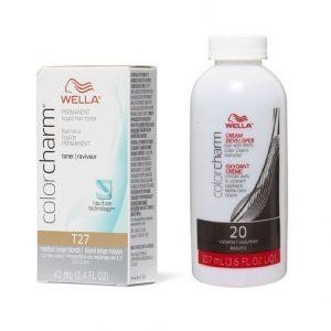 Wella Colour Charm Permanent Liquid Hair Toner Medium Beige Blonde