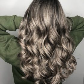 ash blonde hair colour ideas