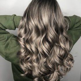 ash blonde hair colour ideas