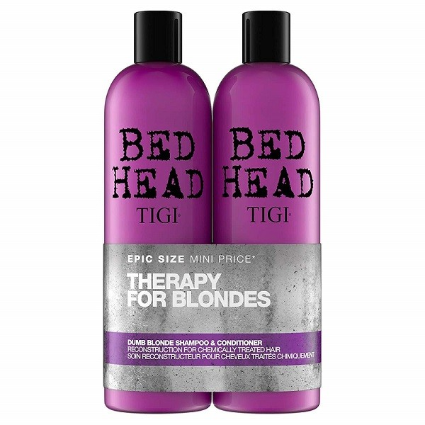 Bed Head by Tigi Dumb Blonde Hair Shampoo and Conditioner