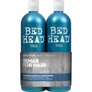 Bed Head by Tigi Urban Antidotes Recovery Moisture Shampoo and Conditioner, 750 ml, Pack of 2 - Shop colourwarehouse.com