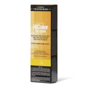 L'Oreal Technique Excellence HiColor HiLights - Ash Blonde