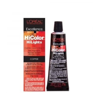 L'Oreal Technique Excellence HiColor HiLights CopperL'Oreal Technique Excellence HiColor HiLights Copper