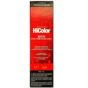 L'Oreal Excellence HiColor Sizzling Copper