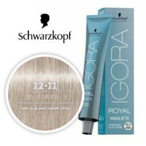 Special Blonde Cendre Extra 12-11 Schwarzkopf Royal Igora Permanent Color