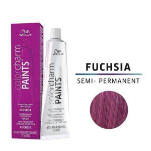 Wella Color Charm Paints FUCHSIA Semi-Permanent Haircolor