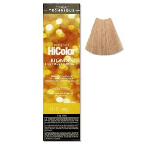 H16 Honey Blonde - L'Oreal Excellence HiColor for Dark Hair Only
