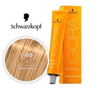 Natural L 00 Schwarzkopf Royal Igora Permanent Color
