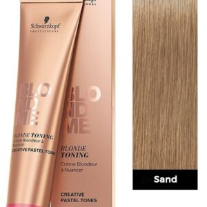 T- Sand Schwarzkopf Royal Igora Permanent Color