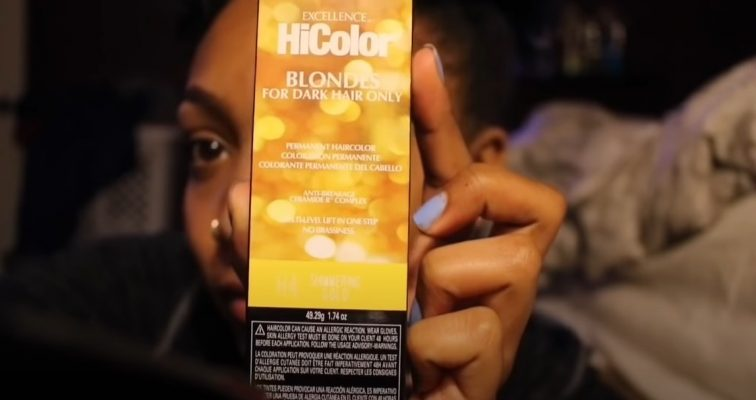 This Product Changed my Hair From Black to Blonde (NO BLEACH!!!) TUTORIAL