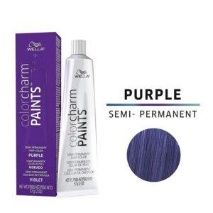 Wella Color Charm Paints PURPLE Semi-Permanent Haircolor