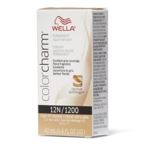 High Lift Blonde 12N - Wella Color Charm Permanent Liquid Haircolor