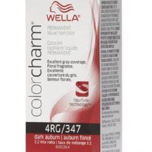 Dark Auburn 4RG Wella Color Charm Permanent Haircolor
