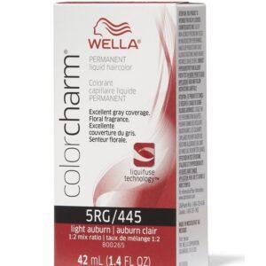 Light Auburn 5RGWella Color Charm Permanent Haircolor