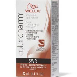 Allspice 5WR Wella Color Charm Permanent Haircolor