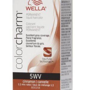 Cinnamon 5WV Wella Color Charm Permanent Haircolor