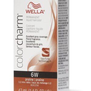 Praline 6W Wella Color Charm Permanent Haircolor