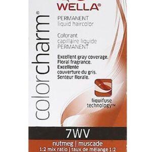 Nutmeg 7WV Wella Color Charm Permanent Haircolor