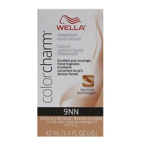 Intense Very Light Blonde 9NN - Wella Color Charm Permanent Liquid Haircolor