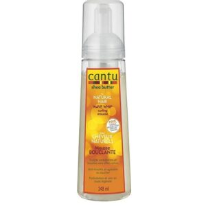 Cantu Shea Butter for Natural Hair Wave Whip Curling Mousse 238g