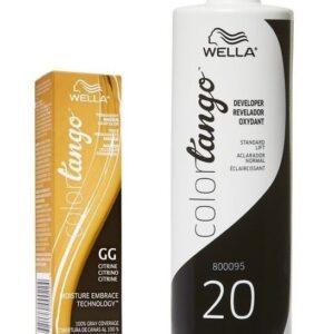GG Citrine Wella Color Tango Permanent Masque Haircolor