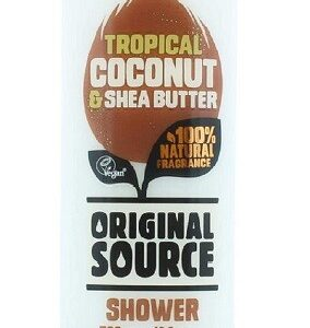 Original Source Coconut & Shea Butter Shower 500ml (Pack of 6)