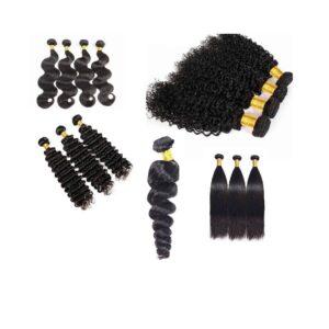 Weft Human Hair Extension Deals