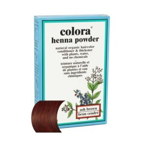Colora Henna Powder Ash Brown