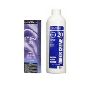 L'Oreal Excellence Creme Gray Coverage 7 Dark Blonde Permanent Haircolor