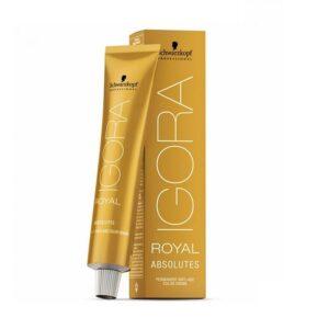 Schwarzkopf Igora Royal Absolutes 60ml, Permanent Anti-Age Color Creme
