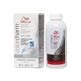Wella Colorcharm Permanent Hair Colour Additive