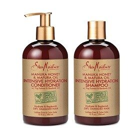Shea Moisture Manuka Honey & Mafura Oil Intensive Hydration - Colourwarehouse