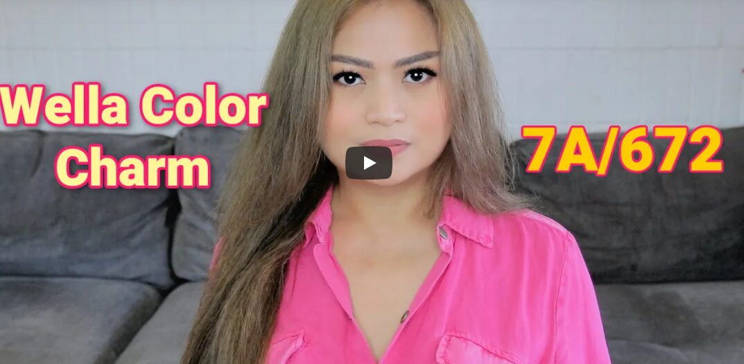 How To Use Wella 7A Medium Smokey Ash Blonde. This video is to show you guys how this hair color is as you have seen many videos about Wella Hair Colo