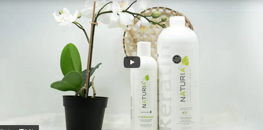 How To Use The Naturia Organic Keratin Treatment Highlight. Naturia Organic Keratin Treatment is ideal for bleached and heavily damaged hair. With org